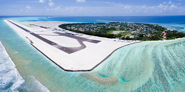 Maldives to unveil Dhaalu atoll domestic airport next week